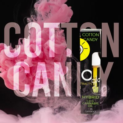 Cotton Candy Glo Carts